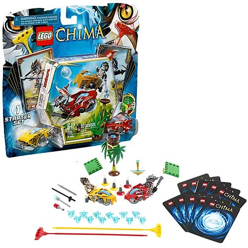 LEGO Legends of Chima 70113 Chi Battles