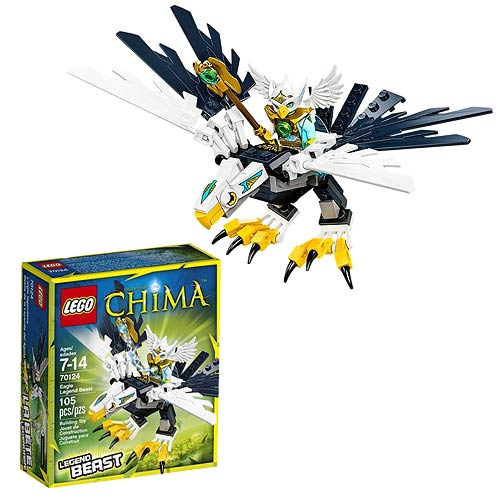 LEGO Legends of Chima 70124 Eagle Legend Beast