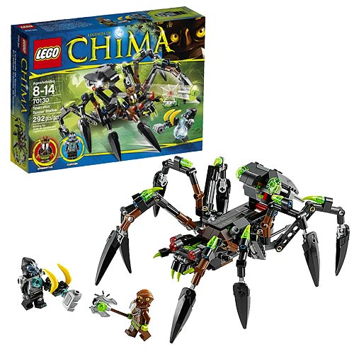 Lego Chima Sparratus Lego Legends of Chima 70130