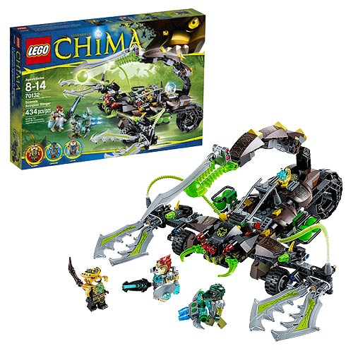 LEGO Legends of Chima 70132 Scorm's Scorpion Stinger