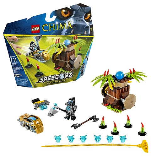 LEGO Legends of Chima 70136 Speedorz Banana Bash