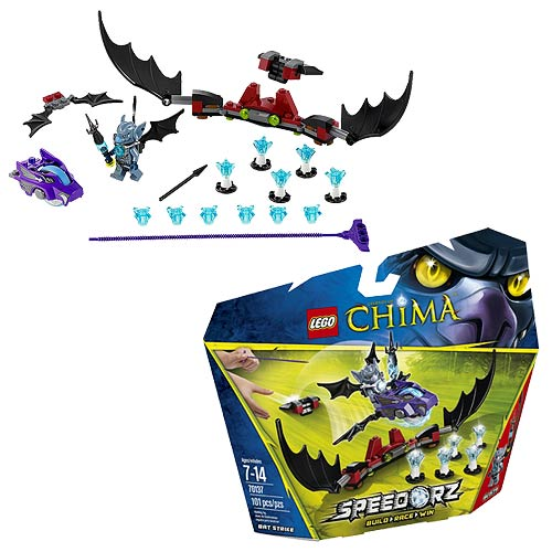 LEGO Legends of Chima 70137 Speedorz Bat Strike