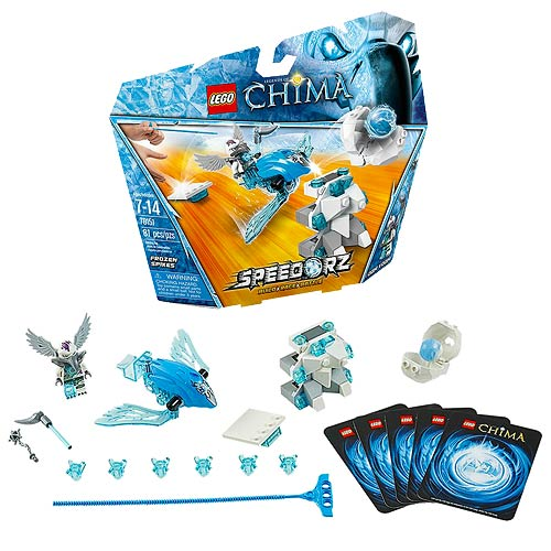 LEGO Legends of Chima 70151 Speedorz Frozen Spikes