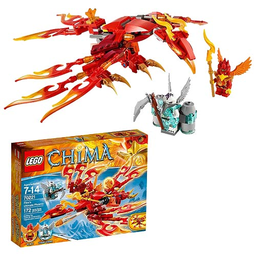 15% Off LEGO Legends of Chima Construction Sets