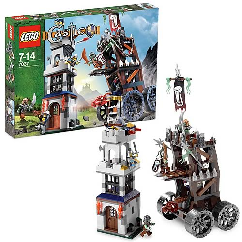 LEGO 7037 Castle Tower Raid