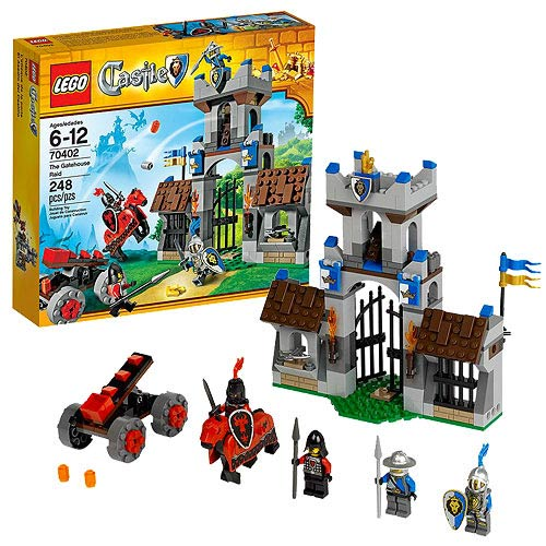 LEGO Castle 70402 The Gatehouse Raid
