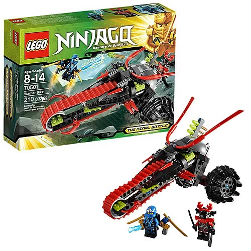LEGO Ninjago 70501 Warrior Bike