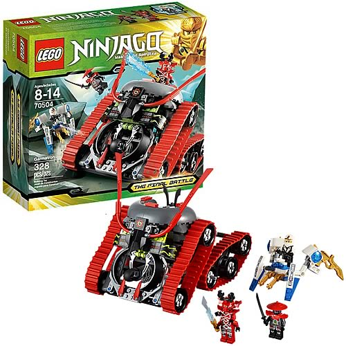LEGO Ninjago 70504 Garmatron