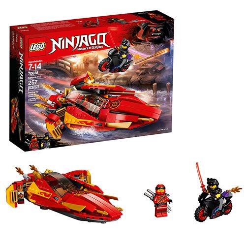 LEGO Ninjago TV Series 70638 Katana V11