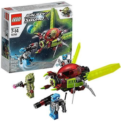 LEGO Galaxy Squad 70700 Swarmer