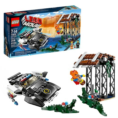 LEGO Movie 70802 Bad Cop's Pursuit