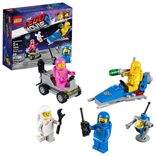 LEGO 70841 The LEGO Movie 2: The Second Part Benny's Space Squad