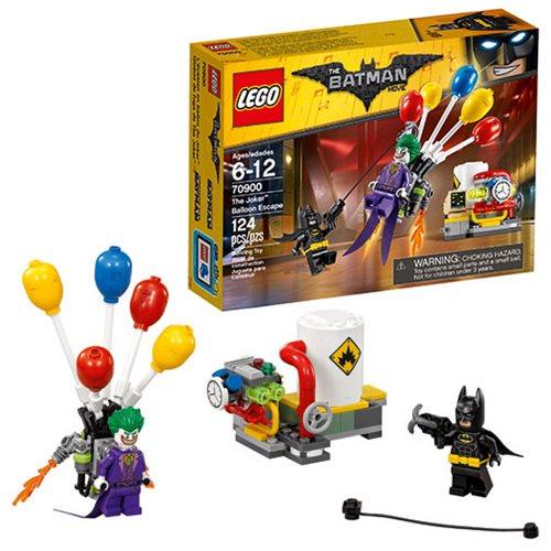 LEGO Batman Movie 70900 The Joker Balloon Escape