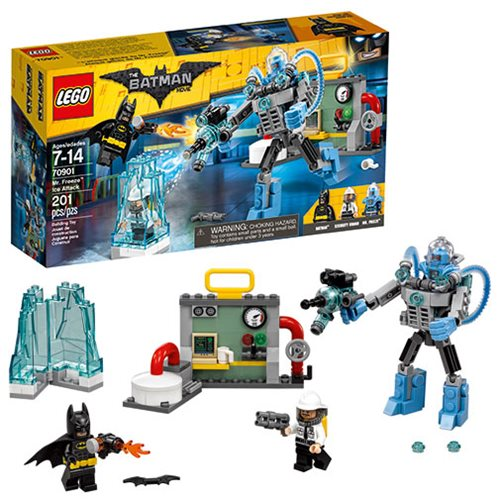 LEGO Batman Movie 70901 Mr. Freeze Ice Attack