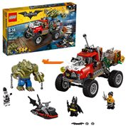 LEGO Batman Movie 70907 Killer Croc Tail-Gator