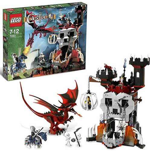 LEGO 7093 Castle Skeleton's Tower