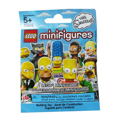 LEGO Minifigures Simpsons 25th Anniversary 10-Pack
