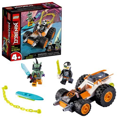 LEGO 71706 Ninjago Cole's Speeder Car