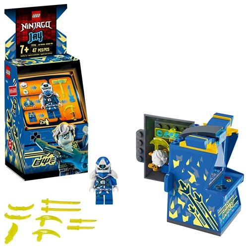 LEGO 71715 Ninjago Jay Avatar Arcade Pod