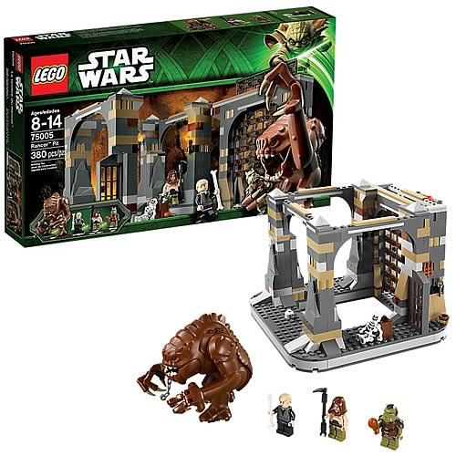 Lego star wars 75005 rancor pit lego star wars - Bd lego star wars ...