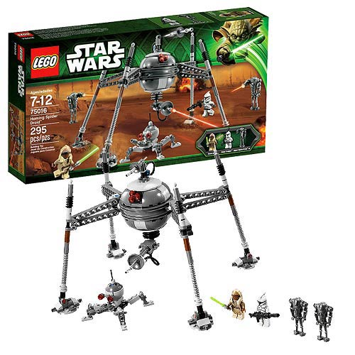 LEGO Star Wars 75016 Homing Spider Droid