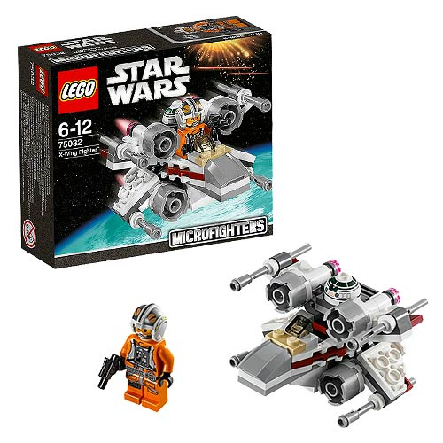 LEGO Star Wars Microfighters 75032 X-Wing Fighter