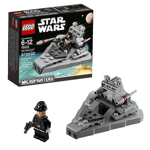 LEGO Star Wars Microfighters 75033 Star Destroyer