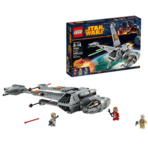 LEGO Star Wars 75050 B-Wing Fighter