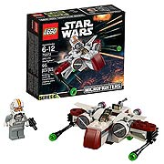 LEGO Star Wars 75072 ARC 170 Starfighter