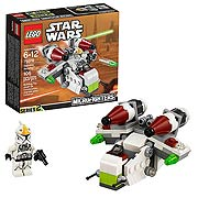LEGO Star Wars 75076 Republic Gunship