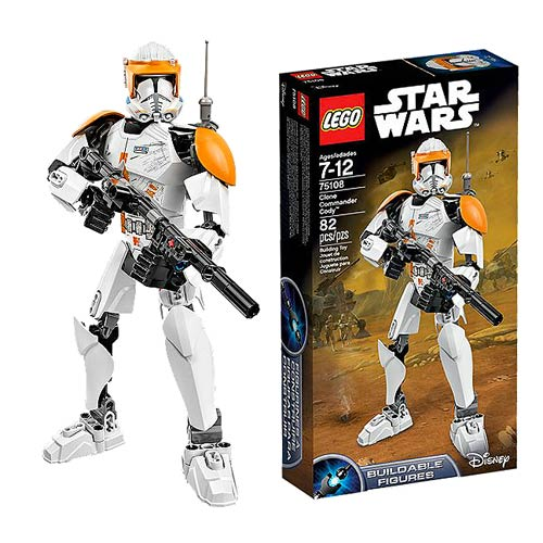 LEGO Star Wars 75108 Clone Commander Cody