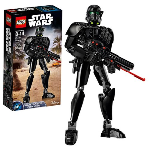 LEGO Star Wars RO 75121 Constraction Imperial Death Trooper