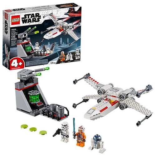LEGO 75235 Star Wars X-Wing Starfighter Trench Run