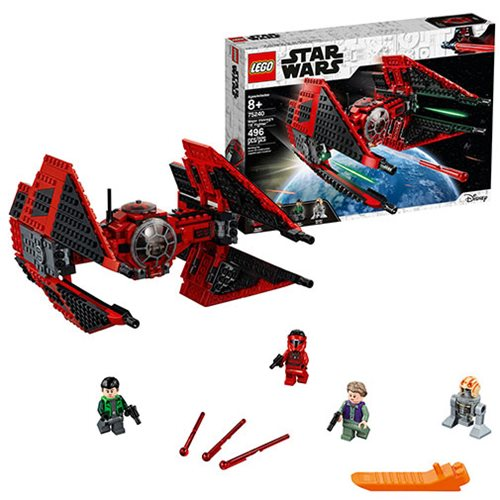 LEGO 75240 Star Wars Major Vonreg's TIE Fighter