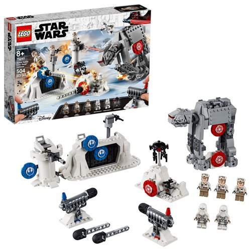 LEGO 75241 Star Wars Action Battle Echo Base Defense