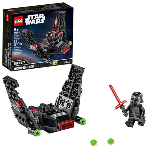 LEGO 75264 Star Wars Kylo Ren's Shuttle Microfighter