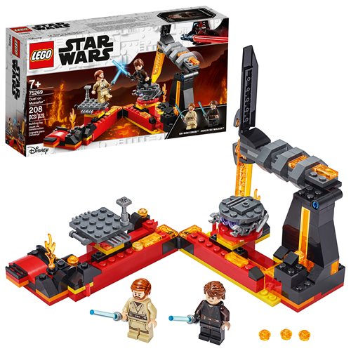 LEGO 75269 Star Wars Duel on Mustafar