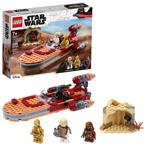 LEGO 75271 Star Wars Luke Skywalker's Landspeeder