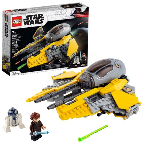 LEGO 75281 Star Wars Anakin's Jedi Interceptor