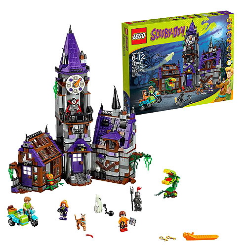 LEGO Scooby-Doo 75904 Mystery Mansion - LEGO - Scooby-Doo ...