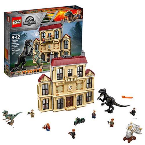 LEGO Jurassic World 75930 Indoraptor Rampage Lockwood Estate