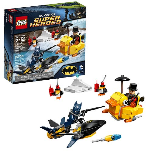 LEGO Batman 76010 The Penguin Face Off