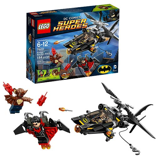 LEGO Batman 76011 Man-Bat Attack