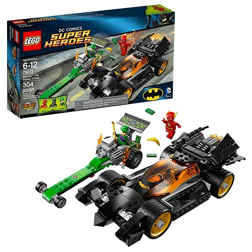 LEGO Batman 76012 The Riddler Chase