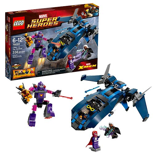 LEGO X-Men 76022 X-Men vs. The Sentinel