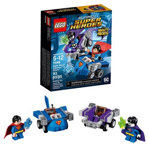 LEGO DC Comics 76068 Mighty Micros Superman vs. Bizarro