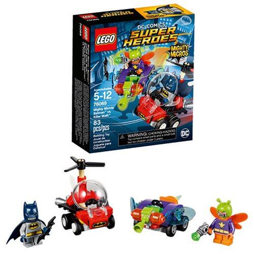 LEGO DC Comics 76069 Mighty Micros Batman vs. Killer Moth