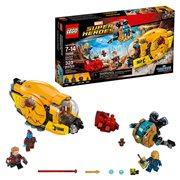 LEGO Marvel Guardians of the Galaxy 76080 Ayesha's Revenge