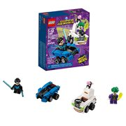 LEGO DC Comics 76093 Mighty Micros Nightwing vs. The Joker