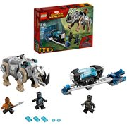 LEGO Marvel Black Panther 76099 Rhino Face-Off by the Mine
